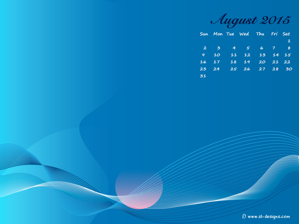 Calendar Design Wallpaper : Free monthly calendar desktop wallpaper september