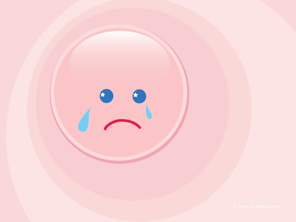 sad face wallpaper - photo #12
