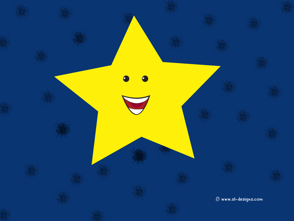 Smiley star