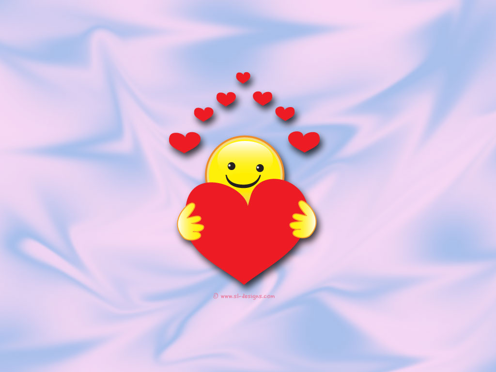 Smiley Valentine s Day Free wallpapers