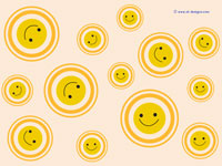 Smilies all around