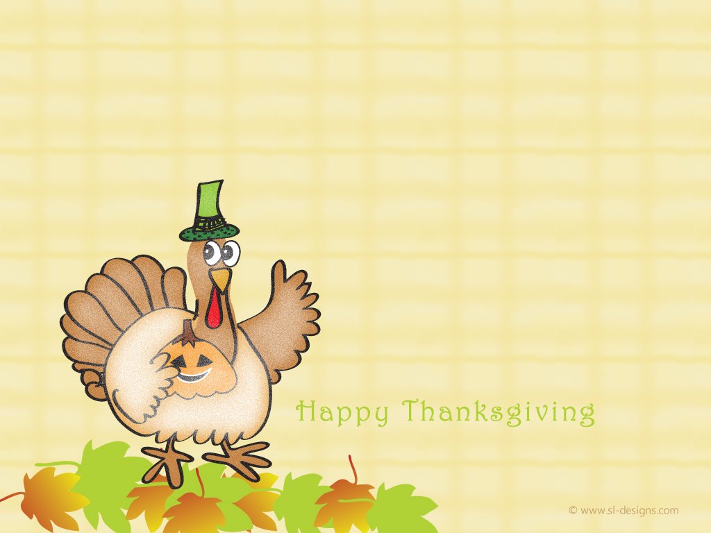 Thanksgiving Desktop Wallpaper